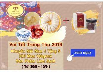 Khuyến Mãi Vui Tết Trung Thu 2019